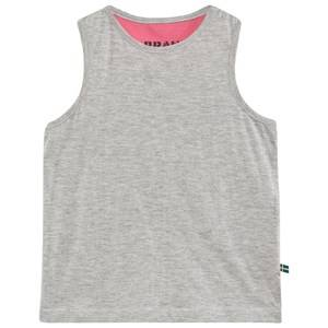 The BRAND Boys Private Label Tops Grey Double Tank Grey
