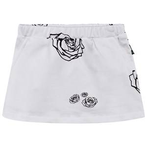 The BRAND Girls Private Label Skirts White Kit Skirt White Roses