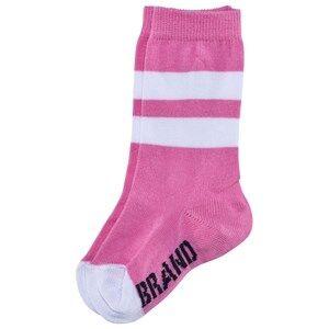 The BRAND Girls Private Label Underwear Pink Knee Socks Pink