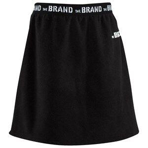 The BRAND Girls Private Label Skirts Black Fleece Skirt Black