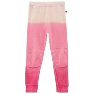 The BRAND Girls Private Label Bottoms Pink Baby Patch Pant Pink Dip Dye
