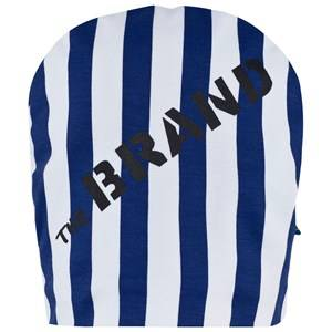 The BRAND Girls Private Label Headwear Blue Hat Blue/White Stripes