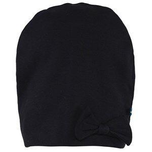 The BRAND Girls Private Label Headwear Black Bow Hat Black