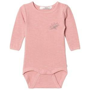 Image of eBBe Kids Girls Commission All in ones Pink Hedda Baby Body Dried Rose