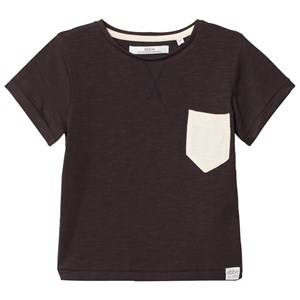 eBBe Kids Boys Commission Tops Black Harvey Tee Soft Black