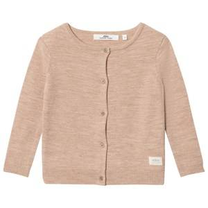 eBBe Kids Girls Commission Jumpers and knitwear Beige Smila Knitted Cardigan Warm Sand