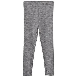 Wheat Unisex Bottoms Grey Wool Leggings Grey