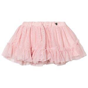 Mayoral Girls Skirts Pink Pink Glitter Tulle Skirt