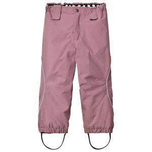 Image of Molo Girls Bottoms Purple Pollux Active Woven Pants Purple Mist