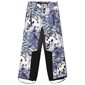 Image of Molo Girls Bottoms Purple Jump Pro Woven Pants Fine Feather