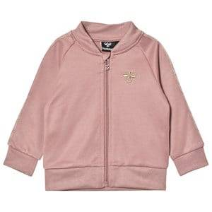 hummelkids Unisex Coats and jackets Pink Tulle Zip Jacket Wood Rose