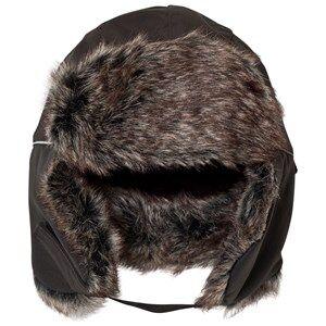 Image of Molo Unisex Headwear Black Natt Hats Pirate Black