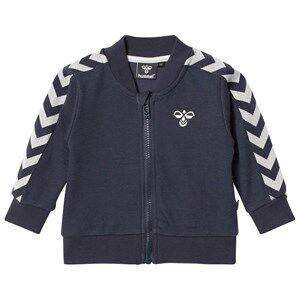 hummelkids Unisex Coats and jackets Blue Istind Zip Jacket Blue Nights