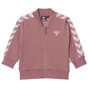 hummelkids Unisex Coats and jackets Istind Zip Jacket Grape Shake