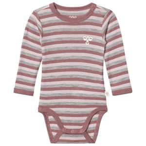 hummelkids Girls All in ones Seide Wool Baby Body Multi Colour