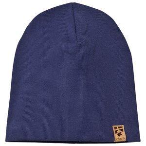 Lindberg Unisex Headwear Blue Mora Beanie Navy