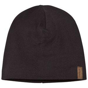 Lindberg Unisex Headwear Black Leksand Beanie Black