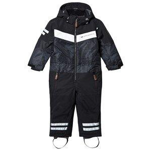 Lindberg Unisex Coveralls Atlas Snowsuit Black