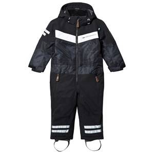 Lindberg Unisex Coveralls Black Atlas Snowsuit Black