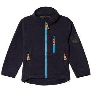 Lindberg Unisex Fleeces Blue Bolton Fleece Jacket Carbon Blue