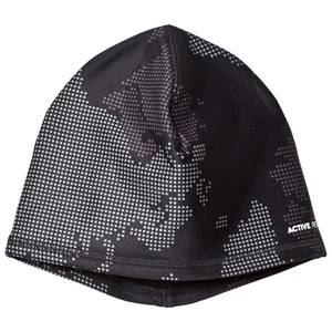 Lindberg Unisex Headwear Black Crosby Hat Black