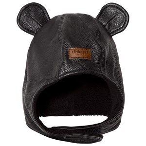 Lindberg Unisex Headwear Black Moose Hat Black