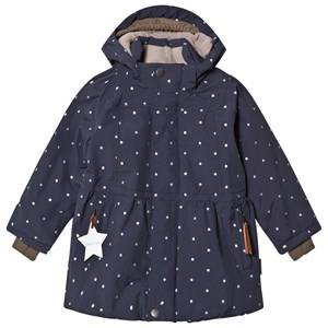 Mini A Ture Unisex Coats and jackets Navy Viola K Jacket Blue Nights