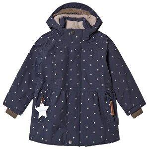 Mini A Ture Unisex Coats and jackets Navy Viola K Jacket Blue Nights