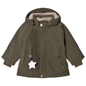 Mini A Ture Unisex Coats and jackets Green Wally MK Jacket Grape Leaf