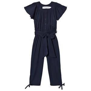 Kiss How To Kiss A Frog Girls Dresses Navy Nicola Jumpsuit Navy