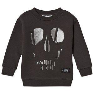 Molo Boys Jumpers and knitwear Black Modi Sweatshirt Pirate Black