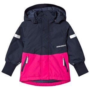 Didriksons Girls Coats and jackets Pink Härje Kids Jacket Fuchsia