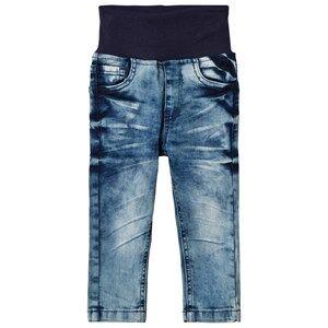 Nova Star Unisex Bottoms Blue Straight Fit Jeans Denim Blue 277