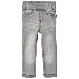 Nova Star Unisex Bottoms Grey Grey Slim Jeans 501