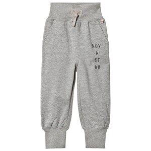 Nova Star Unisex Bottoms Grey Cosy Trousers Grey Melange
