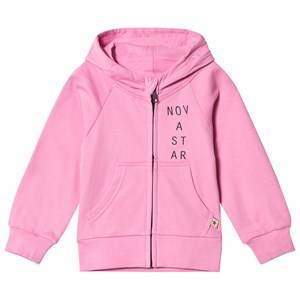 Nova Star Unisex Jumpers and knitwear Pink Hood Pink Classic
