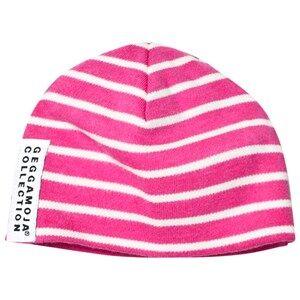 Geggamoja Girls Headwear Pink Premature Baby Hat Cerise/Mint