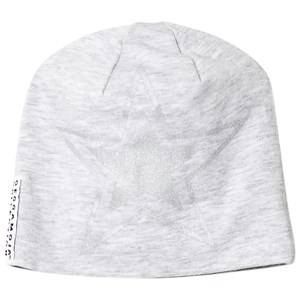 Geggamoja Unisex Headwear Grey Reflex Hat Light Grey Melange
