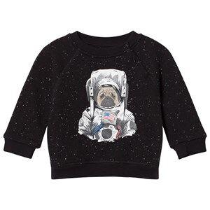 Petit by Sofie Schnoor Unisex Jumpers and knitwear Blue Sweatshirt D Blue Mlg