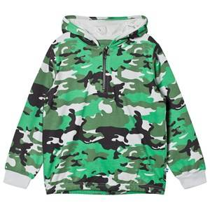 Image of The BRAND Boys Private Label Coats and jackets Green Anorak Light Camo