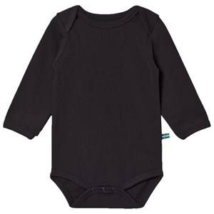 The BRAND Unisex Private Label All in ones Black Fringe Baby Body Black