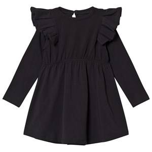 The BRAND Girls Private Label Dresses Black Winde Flounce Dress Black