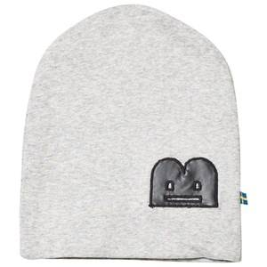The BRAND Unisex Private Label Headwear Grey B-Moji Hat Grey Melange