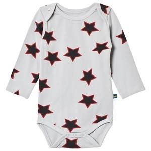 The BRAND Boys Private Label All in ones Red Bolt Baby Body Allstar