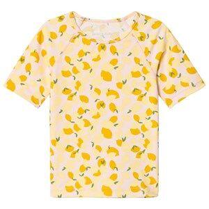 Mini A Ture Unisex Swimwear and coverups Beige Gun T-Shirt K Rose Beige