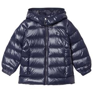 Ralph Lauren Girls Coats and jackets Blue Blue Down Hooded Jacket