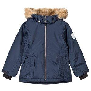Ticket to heaven Girls Coats and jackets Navy Jacket Maren with Detachable Hood Total Eclipse