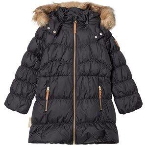 Ticket to heaven Girls Coats and jackets Padded Jacket Martha with Detachable Hood Jet Black
