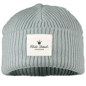 Elodie Details Unisex Headwear Green Wool Hat Mineral Green