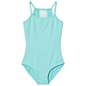 Image of Bloch Girls All in ones Blue Blue Trinetta Pearl Studded Camisole Leotard